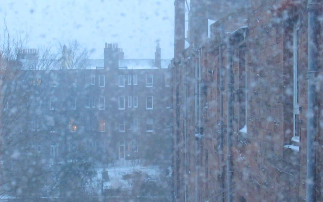 Beast from the East : short film